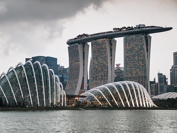 Singapore Marina bay | Atradius